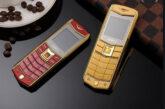 Điện thoại Vertu Trung Quốc tương tự như hàng chính hãng