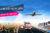 Dịch vụ chuyển phát nhanh Trung Quốc an toàn, cước phí cạnh tranh 2021