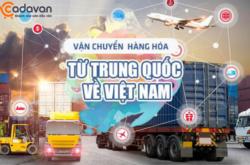 Dịch vụ ship hàng từ Trung Quốc về Việt Nam uy tín, giá rẻ