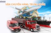 Dịch vụ vận chuyển hàng Trung Quốc về Việt Nam nhanh chóng