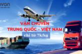 Đơn vị vận chuyển hàng Quảng Châu giá rẻ, uy tín nhất hiện nay